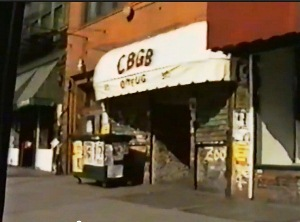 Mega City Four at CBGB's