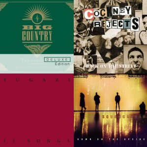 Mega City Four - 21 Trax - Gerry's playlist