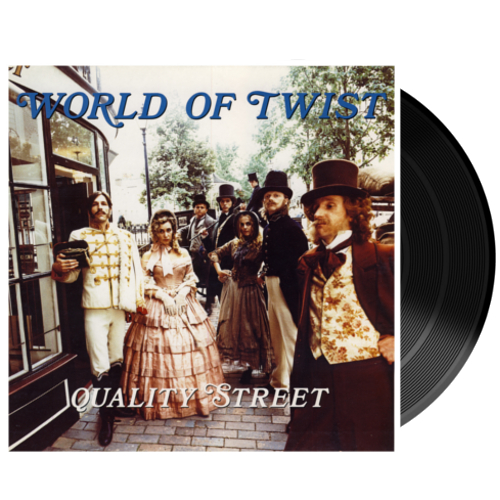 Order Quality Street Heavyweight Vinyl LP
