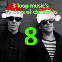 On the eighth day of Christmas...