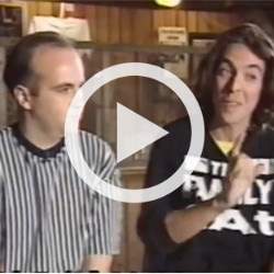 Watch a Family Cat Interview from 1990 with Steve Lamacq