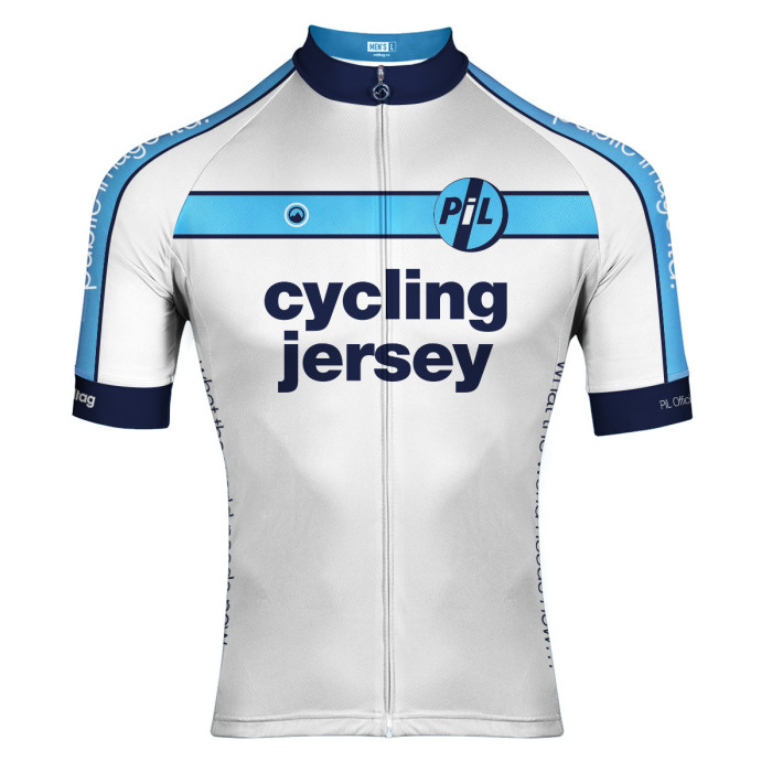 The Public Image Ltd. (PiL) Cycling Jersey