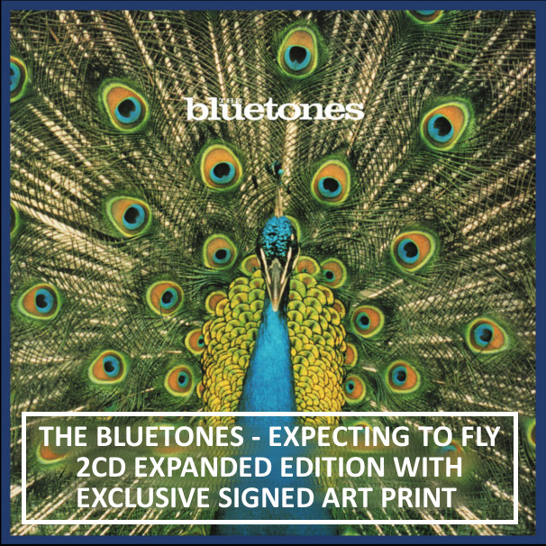 The Bluetones – Expecting To Fly - SIGNED EDITION